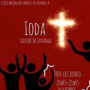 Groupe IODA, venez et louez! @ église Saint-Etienne