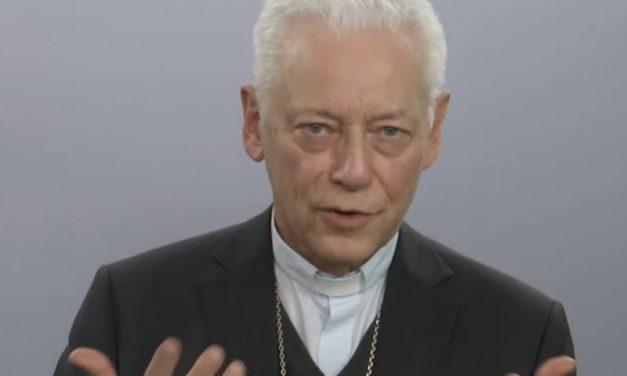 Le pape François relève de sa charge, à sa demande, notre évêque Éric Aumonier