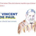 1ère rencontre de Carême, le 7 mars autour de Saint Vincent de Paul