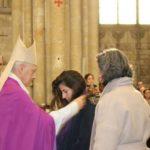 Appel décisif des catéchumènes : que nos prières accompagnent Lysette, Noriko et Romain