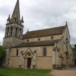 Travaux de l'église de Mareil