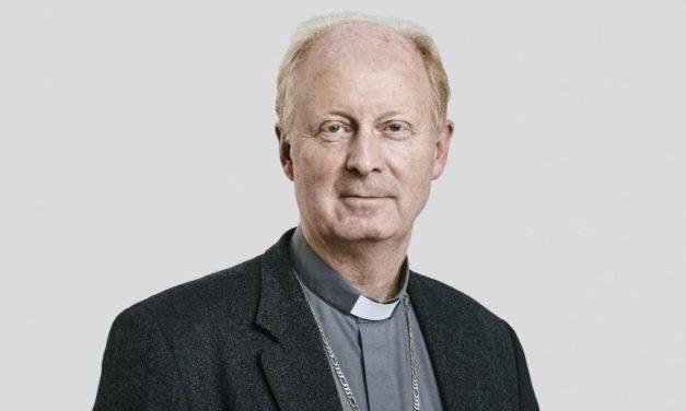 Notre nouveau pasteur, Mgr Luc Crepy