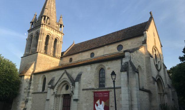 Histoire de l'église Saint-Étienne de Mareil-Marly