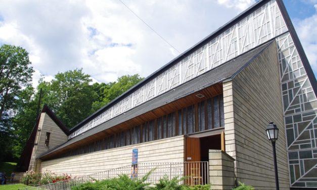 Conférence sur les 60 ans de l'église Saint-Léger
