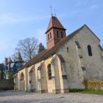 Histoire de l'église Sainte-Croix de Fourqueux