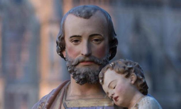 1er mai, Prière à saint Joseph, patron des travailleurs