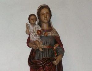 Mois de Marie, méditation du chapelet @ Communauté paroissiale de la Sainte Trinité, 78