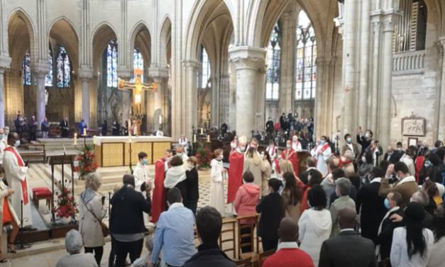 Confirmations de la Pentecôte