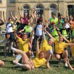 Camp vélo pour les collégiens