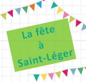 La fête à Saint-Léger @ église et parking Saint-Léger
