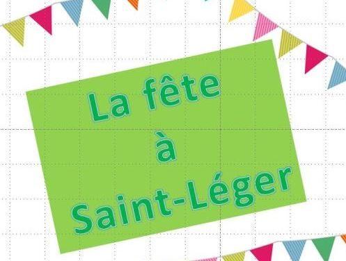 La fête à Saint-Léger, 3 octobre