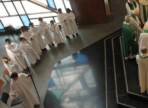 Rencontre des servants d'autel, 18 septembre