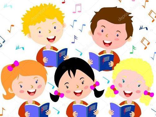 Rencontre de la chorale des enfants, 19 septembre