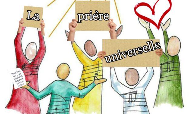 Formation pour écrire des prières universelles, 24 novembre